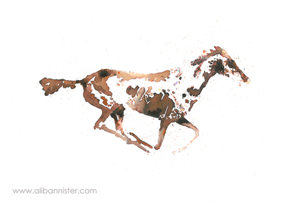 The Horse in Motion #3