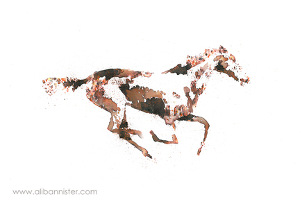 The Horse in Motion #4