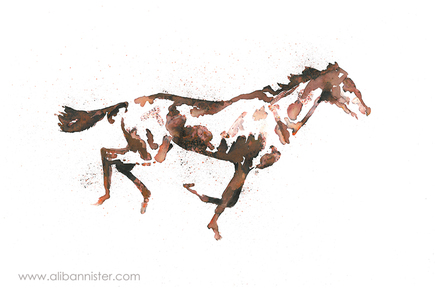 The Horse in Motion #16